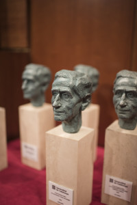 Bust de bronze - Premi Pompeu Fabra
