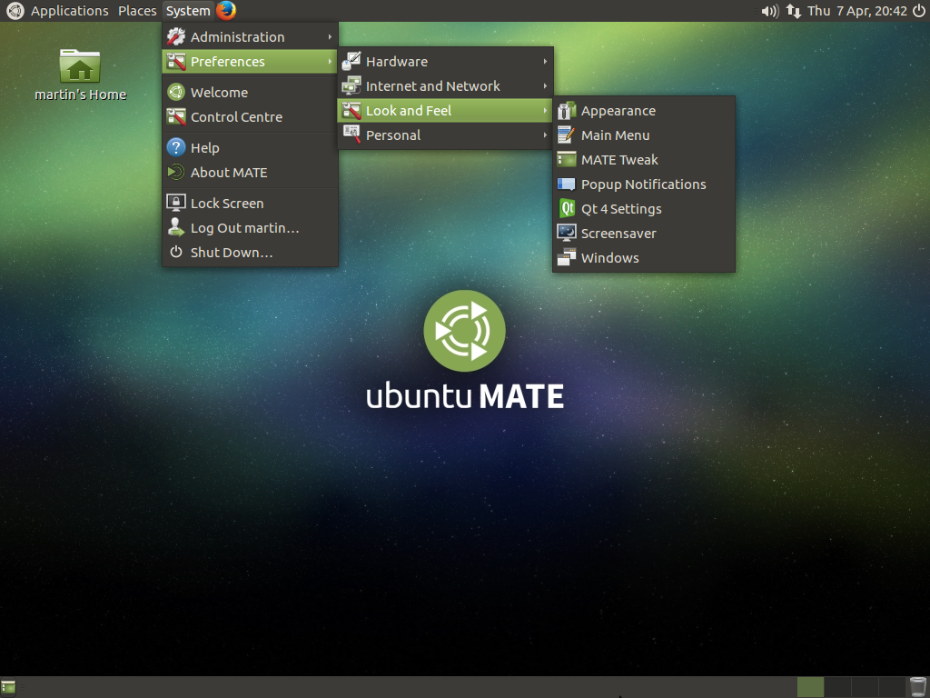 Imatge destacada 1 del Ubuntu Mate