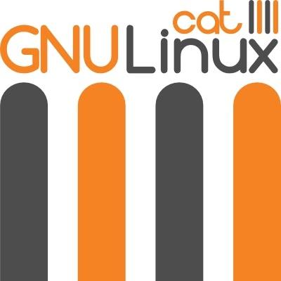 imatge GNULinux||||CAT