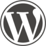 logotip WordPress