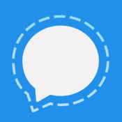 logotip Signal Private Messenger