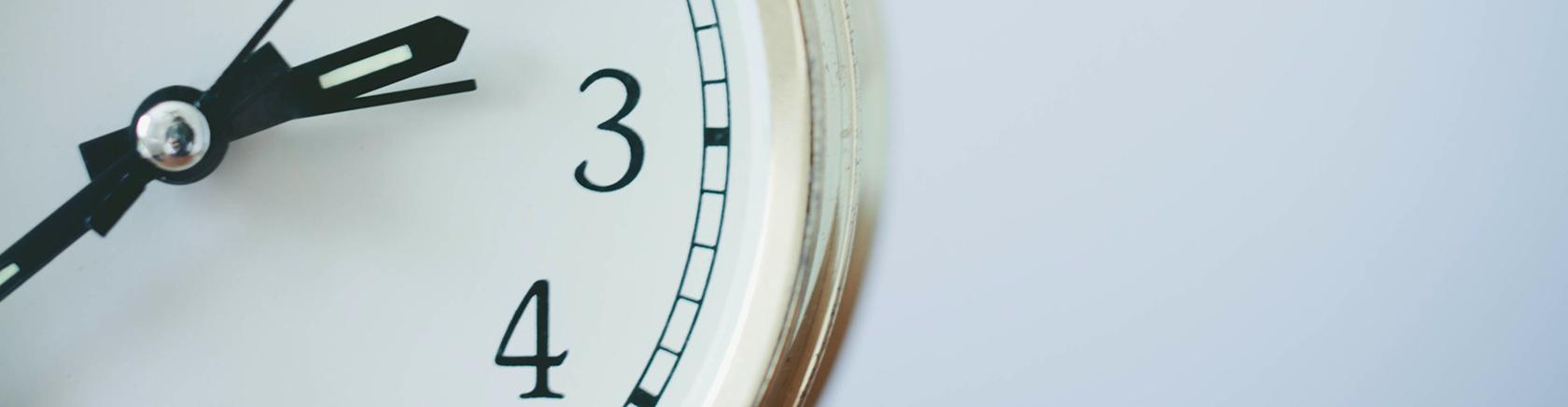 Vols dominar l'hora en català?