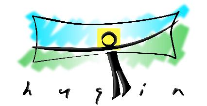 logotip Hugin