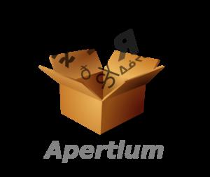 Logo del projecte Apertium