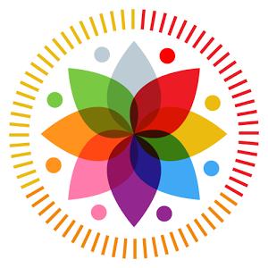 logotip OvuView: ovulació i fertilitat
