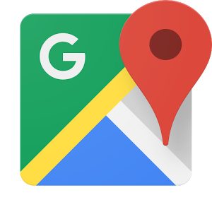 logotip Google Maps