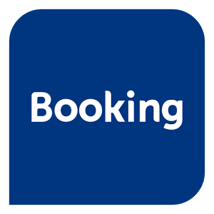 logotip Booking.com