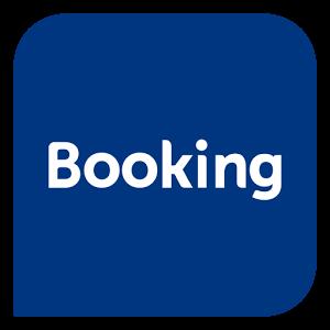 logotip Booking.com