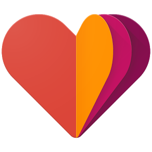 logotip Google Fit