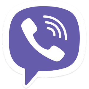 logotip Viber Messenger
