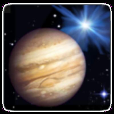 logotip Astronomia per a nens i joves