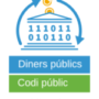 """logotip Campanya """"publiccode.eu"""" de la FSFE"""