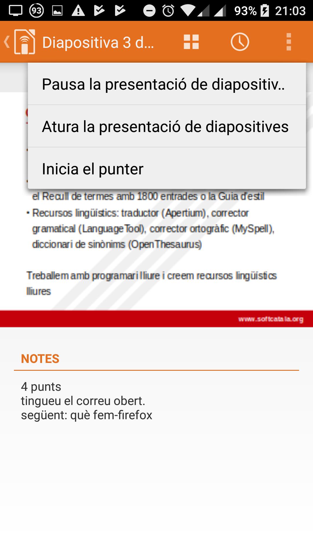 Imatge destacada 1 del LibreOffice Impress Remote
