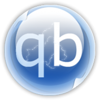 logotip qBittorrent