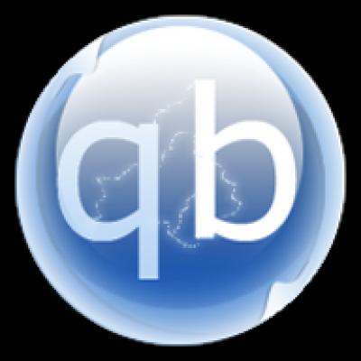 logotip qBittorrent
