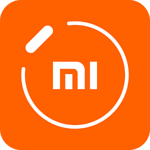 logotip Mi Fit