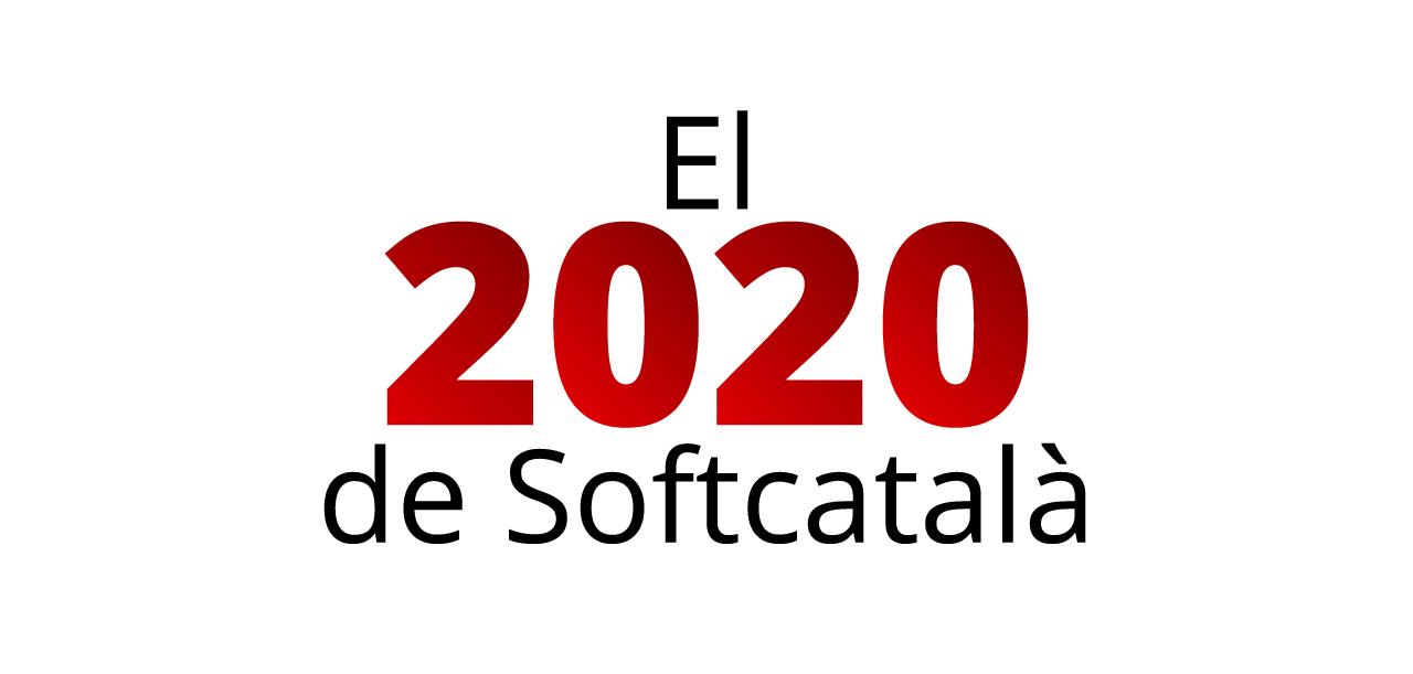 Resum de l'any 2020 a Softcatalà
