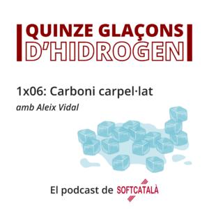 Quinze glaçons 6: Carboni carpel·lat